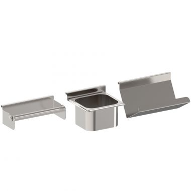 STAINLESS ACCESSORIES KIT