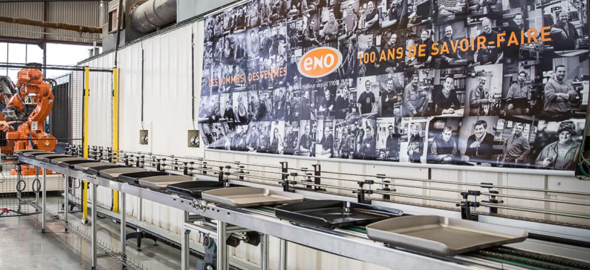 usine ENO garantie